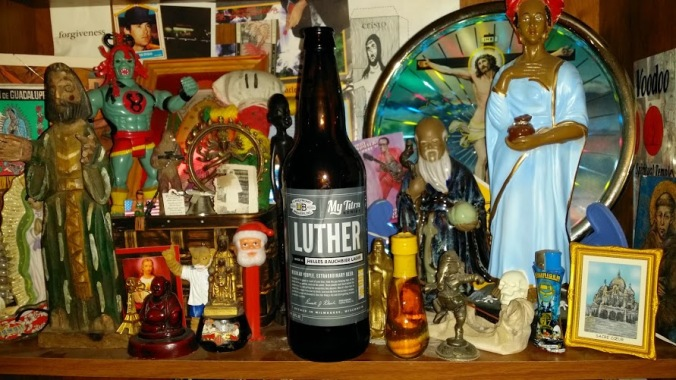 Lakefront Luther Helles Rauchbier Lager